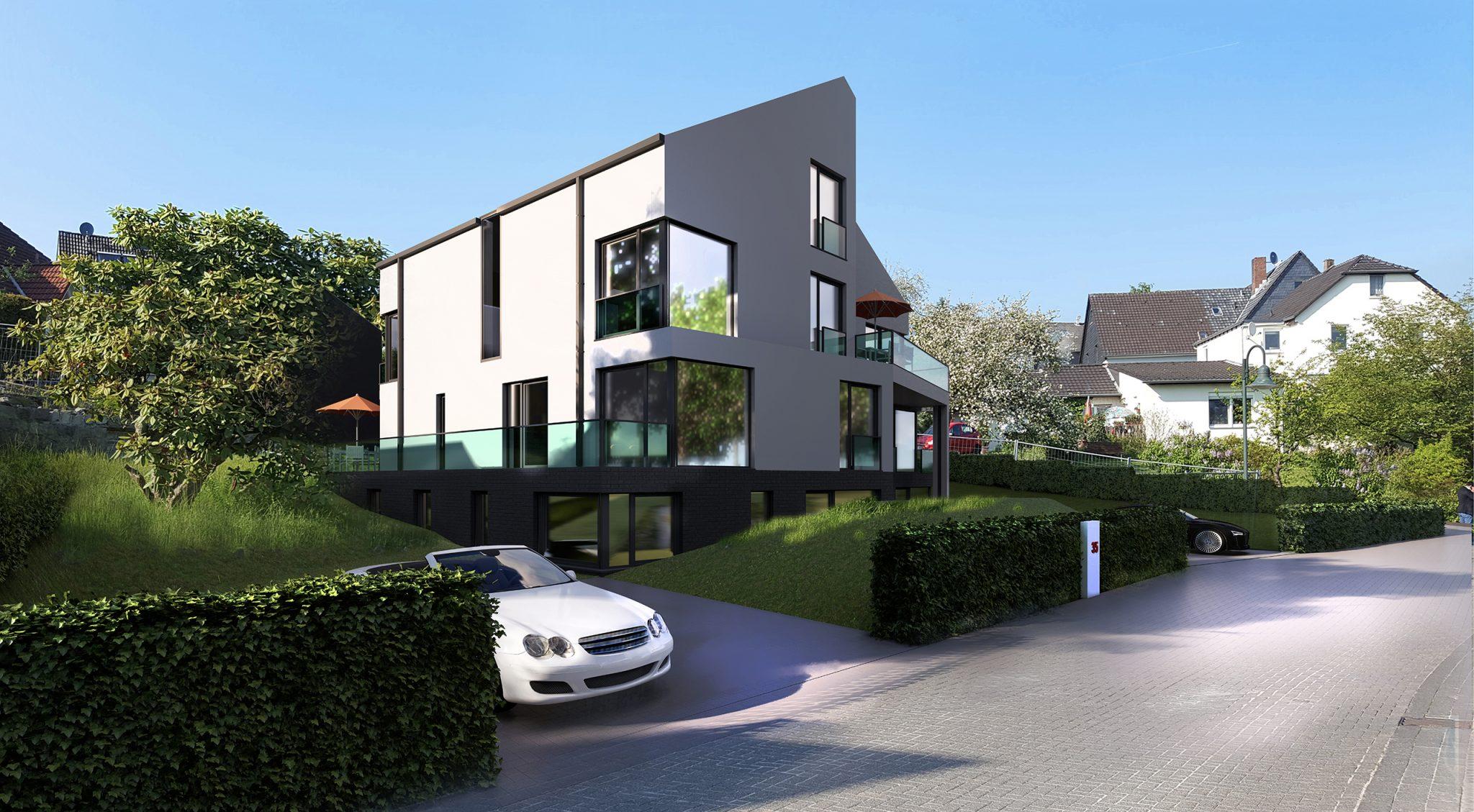 Stadtvilla Bleifeld